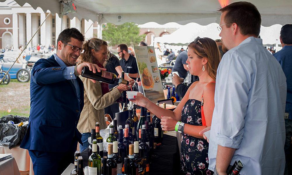 Saratoga Wine and Food Festival