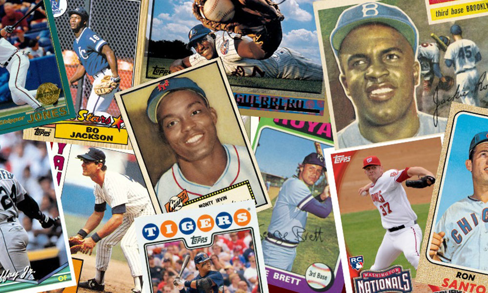 Topps Celebrates National Baseball Card Day With Brooklyn Pop Up