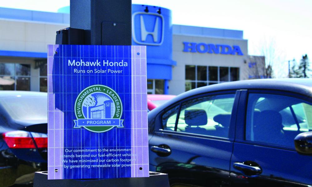 Mohawk Honda