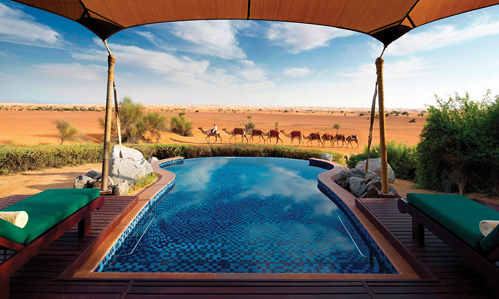 Al Maha Resort
