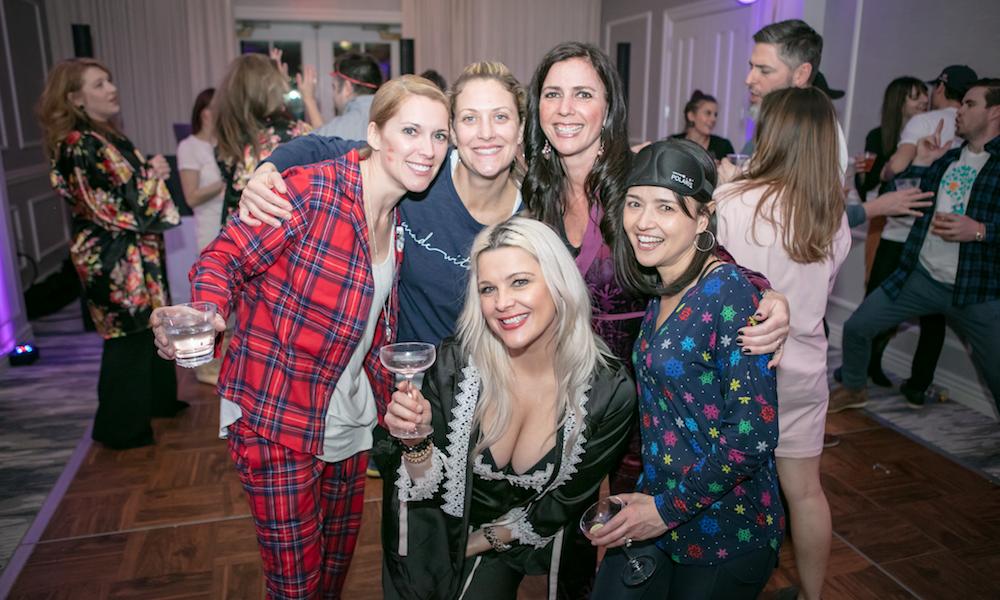 Ballsfest Pajama Party