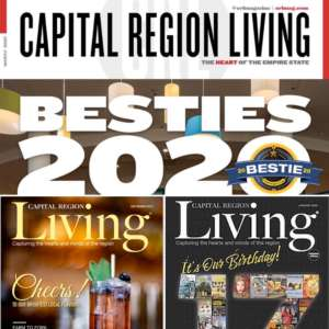 Capital Region Living Magazine Subscription