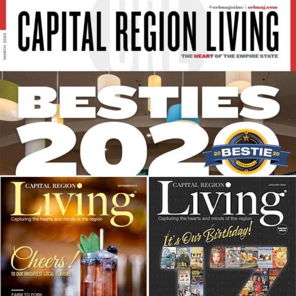 Capital Region Living Magazine Subscription