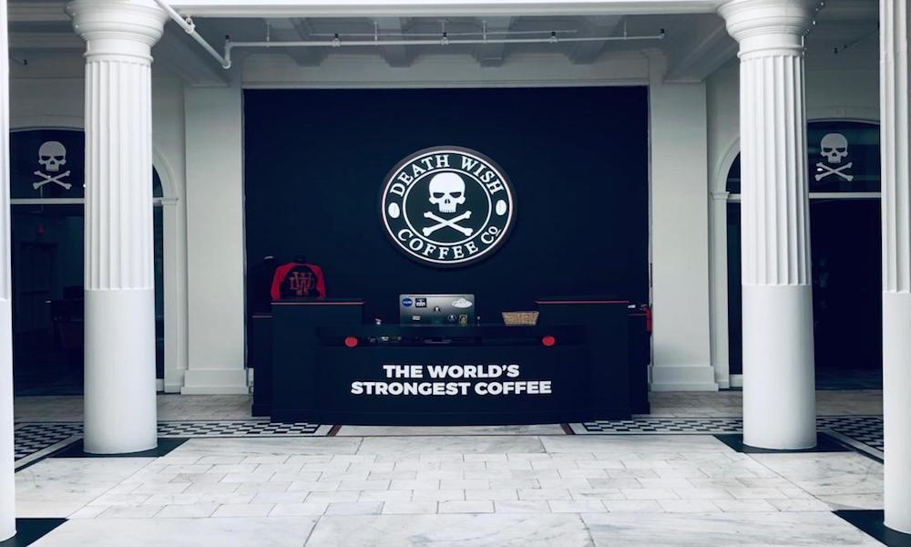 Death Wish Coffee