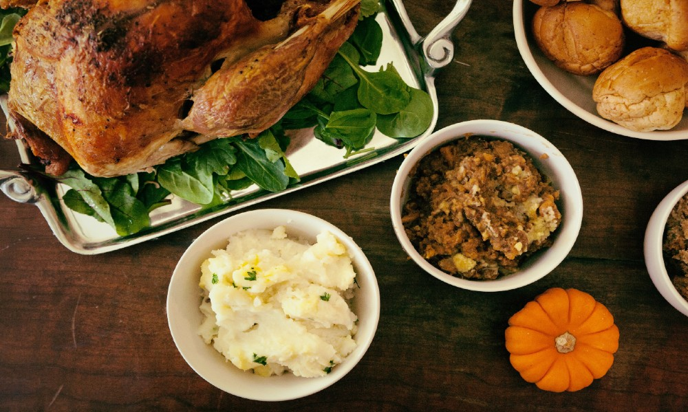 13 Local Restaurants Where You Can Order Your Thanksgiving Dinner To Go Saratoga Living